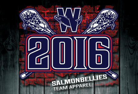 2016 Salmonbellies Team Apparel